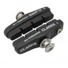 Klocki hamulcowe CLARK'S CPS459 Szosa Shimano 55mm wkładki czarne