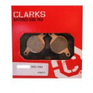 Klocki hamulcowe CLARK'S VX807 Organiczne Magura Clara 2001